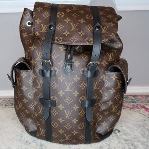Louis Vuitton Christopher PM monogram Backpack